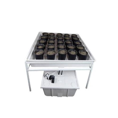 Viagrow Complete Ebb Flow Hydroponics System