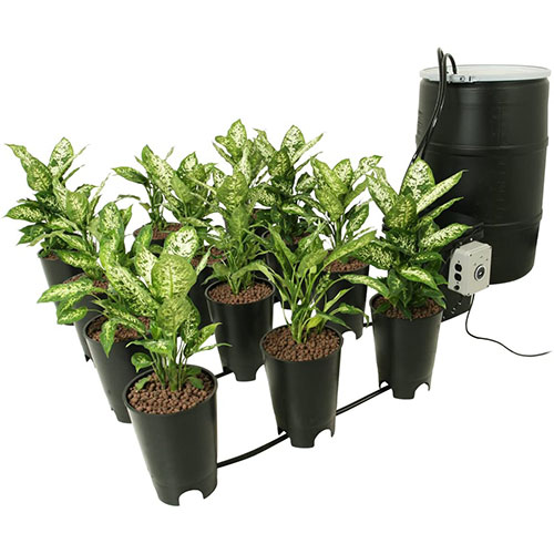 Active Aqua Grow Flow Ebb Gro Hydroponic System