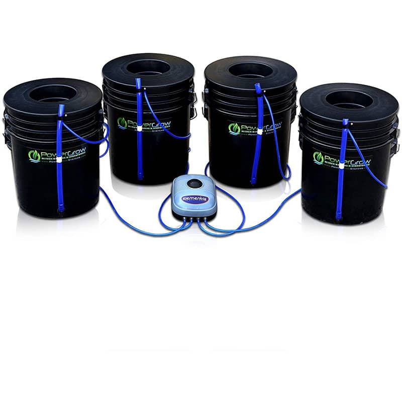 Deep Water Culture Hydroponic Bubbler