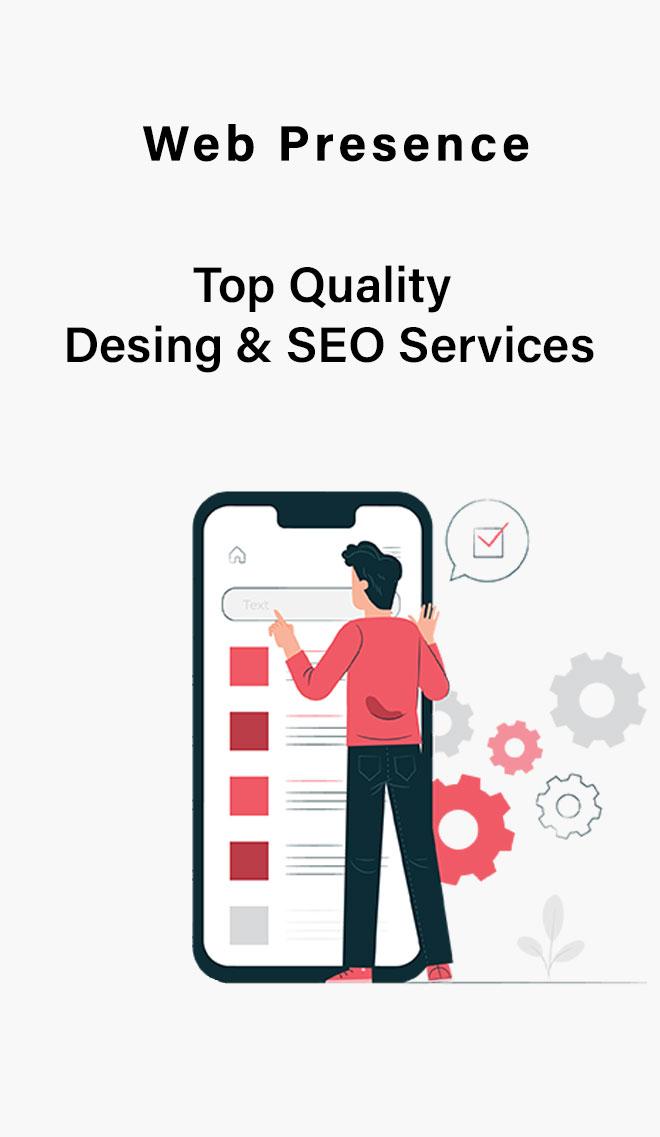 Web design and SEO services